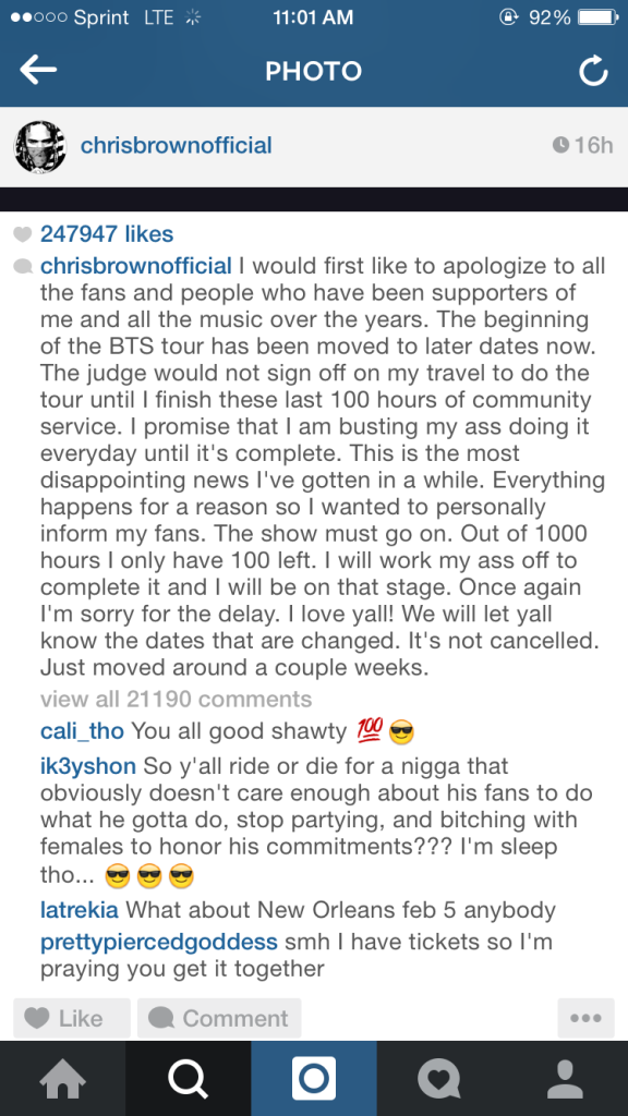 chris brown screen shot